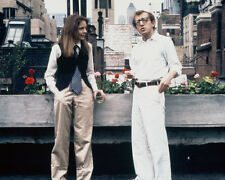 ANNIE HALL WOODY ALLEN DIANE KEATON COLOR 11X14 PHOTO