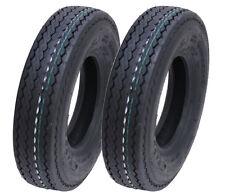4.80 / 4.00-8 6ply Pneu remorque Wanda 340kg pneu 400x8 - lot de 2