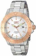 Invicta 14049 Men's Pro Diver 44mm Silver Dial Watch