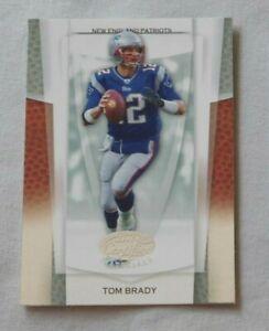 2007 Leaf Certified Materials Tom Brady New England Patriots #84