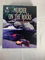 BePuzzled MURDER ON THE ROCKS Mystery Jigsaw w/ Secret Puzzle Image 1000 Piece 5