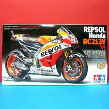 Tamiya 1/12 Honda RC213V '14 [REPSOL] 2014 Moto GP model kit #14130