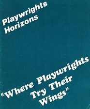 "William Finn (Debut) ""IN TROUSERS"" Alison Fraser / Chip Zien 1979 Playbill"