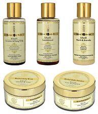 Khadi Natural Luxury Spa Kit Gift Pack