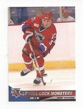 2004-05 Lowell Lock Monsters (AHL) Danny Richmond (Eisbären Berlin)