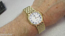 "Raymond Weil ""Fidelio"" Watch 18k Gold Electroplated for Him or Her No Reserve"