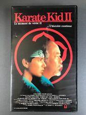 """VHS """"Karaté Kid 2 : L'histoire continue"""" (GW)"""