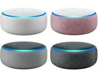 NEW Amazon Echo Dot (3rd Gen) - Smart speaker w/ Alexa - All COLORS - Ship to PR