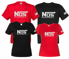 NOS Maglietta Logo Argento Fast and the Furious T-Shirt Tuning Uomo Donna