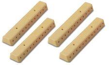 Verteilerplatte Stromverteiler gelb 2x12 für 2,6mm Stecker 4 Stück S357