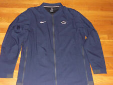 NEW NIKE PENN STATE FULL ZIP ATHLETIC JACKET MENS XL TALL