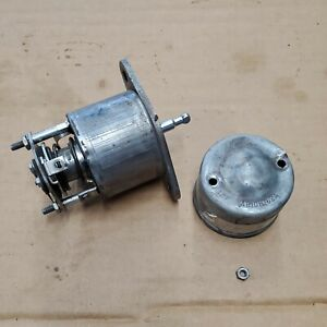 """12 Volt Borg Warner Transmission Overdrive Solenoid 1"""" Shaft Length Hudson Ford"""