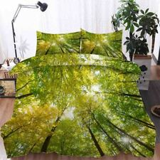 Confused Trees 3D Printing Duvet Quilt Doona Covers Pillow Case Bedding Sets
