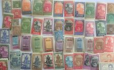 25 Different Sudan (French) Stamp Collection
