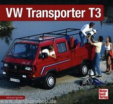 VW Bus Buch - T3 Typen Chronik - Hardcover - 96 Seiten