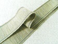 30mm Acrílico Rojo Hermoso Fringe Tassle Crafts Ropa Trajes Cojines