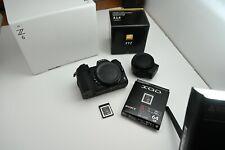 Nikon Z6 24.5MP Digital Camera with FTZ Mount Adapter and Sony 64GB XQD