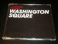 Counting Crows - Washington Square - Promo CD Single - 2007 Geffen Records
