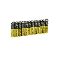 FREE SHIPPING! 24 pk Thunderbolt Magnum AAA Heavy Duty Batteries 1.5V Value Pack
