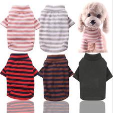 Pet Coat Dog Jacket Spring Clothes Puppy Cat Sweater Coat Vest Clothing Apparel