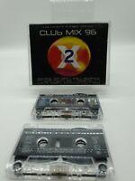CLUB MIX 96 - RAVE - 33 tracks - Double Cassette TapeAlbum