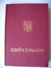 Grötzingen Das badische Malerdorf 1965 Chronik Ortschronik Karlsruhe