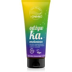 OnlyBio Hair Balance Odżywka Emolientowa 200ml