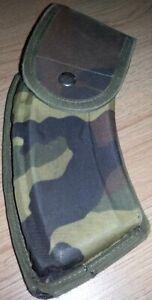 MILITARY CAMO RIFLE AMMO POUCH SERBIA & YUGOSLAV ARMY