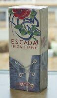 Rare ESCADA IBIZA HIPPIE spray EDT 100 ml~3.4 oz DISCONTINUED LARGE SEALED