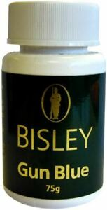 Bisley Gun Blue Cold Blueing Method with Anti Corrosive Properties - 75 g