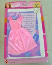 Barbie Fashion Fun Birthday Card Hallmark Card and Matching Outfit Vtg 2001