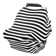 Baby Car Seat Canopy-Shopping Cart-Nursing Breastfeeding-5-in-1 Cover +set socks