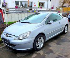 Peugeot 307 CC Cabrio Klima Leder Alu Soundsystem Benzin PKW TÜV Cabriolet Euro4