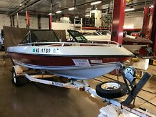 16' Forester 157 90Hp Mercury Outboard Yacht Club Trailer T1292460