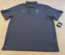 NWT Men's Nike Dri-Fit Villanova Wildcats Polo Golf Shirt Size Adult XL NEW