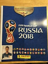Panini FIFA World Cup Russia 2018 Official Sticker Album!