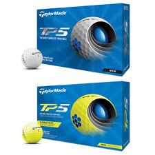 2021 TaylorMade TP5 Golf Balls NEW