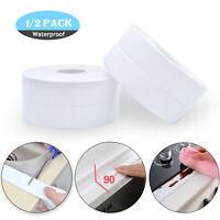 Waterproof Wall Sealing Strip Self-Adhesive PVC Caulk Tape For Kitchen Bathroom