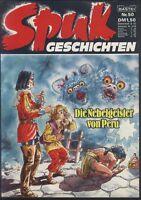 Spuk Geschichten Nr.50 von 1979 - TOP Z1 ORIGINAL ERSTAUFLAGE BASTEI COMICHEFT