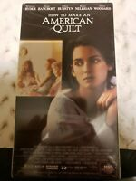 How to Make an American Quilt (VHS, 1996)brand new sealed