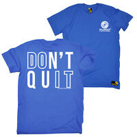 FB Gym Bodybuilding Tee Dont Quit Novelty Birthday Christmas Gift Mens T-Shirt 1