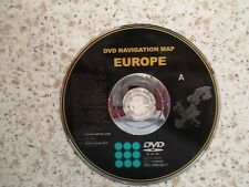 LEXUS EUROPE 2005-2006 VER 1 SAT NAV DISC SATELLITE NAVIGATION FREE POST TOYOTA