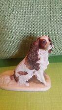 Border Fine Arts Cavalier King Charles Spaniel Dog Figure Model Ornament Seated