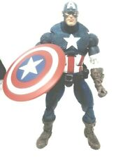 marvel legends series 8 Ultimate captain america 6 inch figure with shield