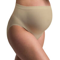 3Color Pregnancy Maternity Briefs Panties Over Bump Support Belly Belt Underwear