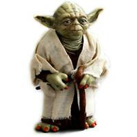 Star Wars Master Yoda Jedi Action Figure Collectible Model Toy Doll Gift Decor