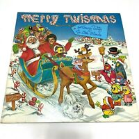 Conway Twitty Merry Twismas 1983 Vinyl Record LP Vintage Collectible Christmas