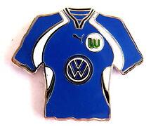 SPORT FUSSBALL TRIKOT Pin / Pins - VFL WOLFSBURG mit VW [2196A]