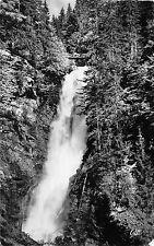 France Montriond (Haute-Savoie) Cascade d'Ardent (alt. 1136 m) Real-Photo 1957