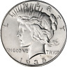 1935-S Peace Dollar Great Deals From The Executive Coin Company